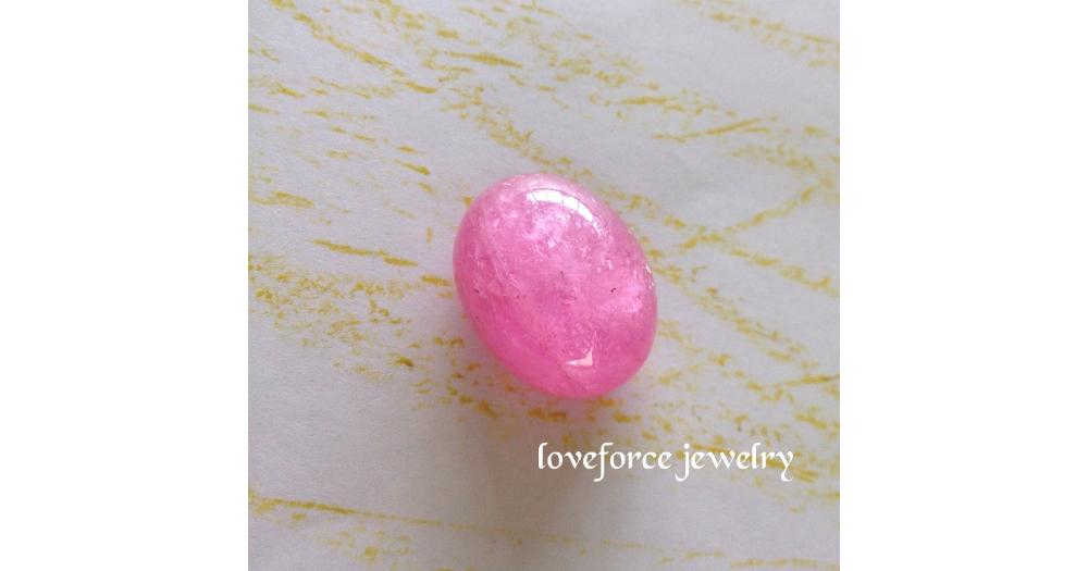 鮮度のいい石は、五感を刺激します。