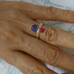 指輪の製作 ラブフォースプログラム